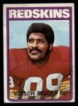 1972 Topps #72   Verlon Biggs Front Thumbnail