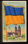 1911 Flags of All Nations T59 #20 REC  Brunswick Front Thumbnail