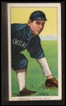 1909 T206 #399  Billy Purtell  Front Thumbnail