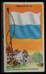 1911 Flags of All Nations T59 #10 REC  Bavaria Front Thumbnail