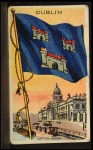 1911 Flags of All Nations T59 #36 REC  Dublin Front Thumbnail