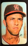 1971 Topps Super #39   Clyde Wright Front Thumbnail