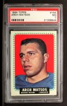 1964 Topps #144   Archie Matsos Front Thumbnail