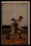 1953 Bowman #114   Bob Feller Front Thumbnail