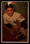 1953 Bowman #121   Yogi Berra Front Thumbnail