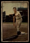1953 Bowman #128   Whitey Lockman Front Thumbnail