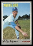 1970 Topps #618  Billy Wynne  Front Thumbnail