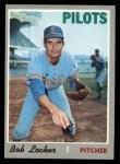 1970 Topps #249   Bob Locker Front Thumbnail