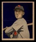 1949 Bowman #19  Bobby Brown  Front Thumbnail