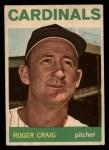 1964 Topps Venezuelan #295  Roger Craig  Front Thumbnail