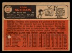 1966 Topps Venezuelan #141   Tom McCraw Back Thumbnail