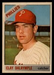 1966 Topps Venezuelan #202  Clay Dalrymple  Front Thumbnail