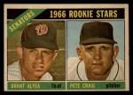 1966 Topps Venezuelan #11  Senators Rookies  -  Brant Alyea / Pete Craig Front Thumbnail