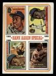 1974 Topps #2   -  Hank Aaron Hank Aaron Special 54-57 Front Thumbnail