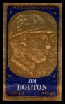 1965 Topps Embossed #25  Jim Bouton  Front Thumbnail