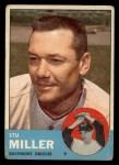 1963 Topps #286   Stu Miller Front Thumbnail