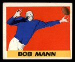 1948 Leaf #44  Bob Mann  Front Thumbnail