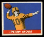1948 Leaf #10  Perry Moss  Front Thumbnail