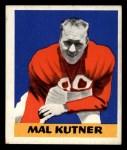 1948 Leaf #14 BLK Mal Kutner  Front Thumbnail