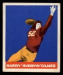 1948 Leaf #18  Harry Gilmer  Front Thumbnail