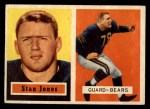 1957 Topps #96  Stan Jones  Front Thumbnail
