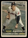 1957 Topps #96   Hank Aguirre Front Thumbnail