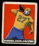 1948 Leaf #46 JER Jack Jacobs  Front Thumbnail