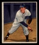 1950 Bowman #151   Fred Hutchinson Front Thumbnail