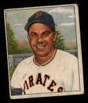 1950 Bowman #122   Johnny Hopp Front Thumbnail