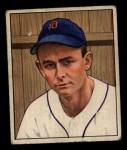 1950 Bowman #210  Ted Gray  Front Thumbnail