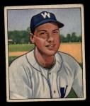 1950 Bowman #53  Clyde Vollmer  Front Thumbnail