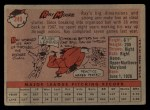 1958 Topps #249  Ray Moore  Back Thumbnail