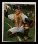 1950 Bowman #157   Mike Guerra Front Thumbnail