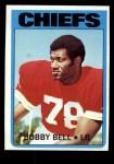 1972 Topps #177   Bobby Bell Front Thumbnail