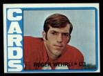 1972 Topps #59  Roger Wehrli  Front Thumbnail