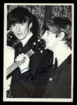 1964 Topps Beatles Black and White #154   Ringo Starr Front Thumbnail