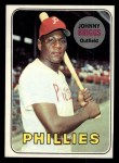 1969 Topps #73   Johnny Briggs Front Thumbnail