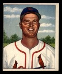 1950 Bowman #89   Red Munger Front Thumbnail