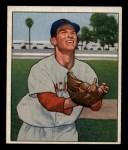 1950 Bowman #173   Lloyd Merriman Front Thumbnail