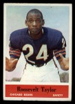1964 Philadelphia #25  Roosevelt Taylor  Front Thumbnail