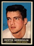 1961 Topps #192   Goose Gonsoulin Front Thumbnail