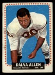1964 Topps #132   Dalva Allen Front Thumbnail