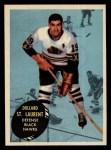1961 Topps #31  Dollard St.Laurent  Front Thumbnail