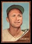 1962 Topps #177 A Bob Bobby Shantz  Front Thumbnail
