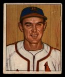 1950 Bowman #238  Vernal 'Nippy' Jones  Front Thumbnail