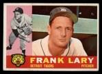 1960 Topps #85  Frank Lary  Front Thumbnail