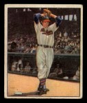 1950 Bowman #6  Bob Feller  Front Thumbnail
