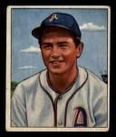 1950 Bowman #49   Elmer Valo Front Thumbnail
