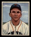 1950 Bowman #65  Dave Koslo  Front Thumbnail