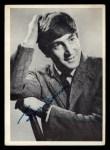 1964 Topps Beatles Black and White #40   John Lennon Front Thumbnail